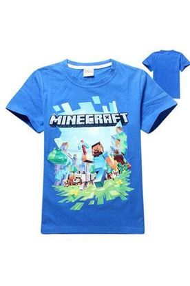 T-Shirt Boys Minecraft