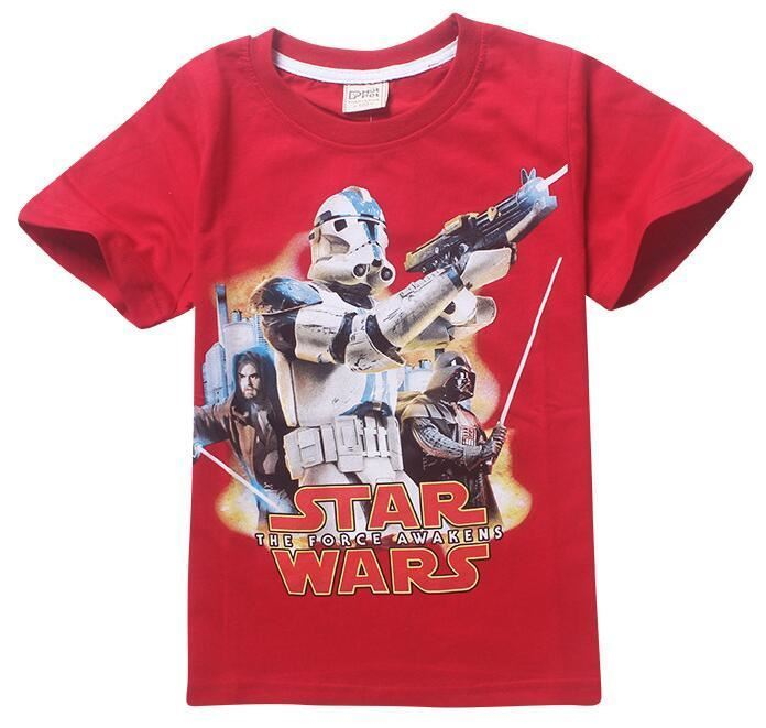 b76c6f67 BolCan Direct. Boys T-Shirt 3D Characters