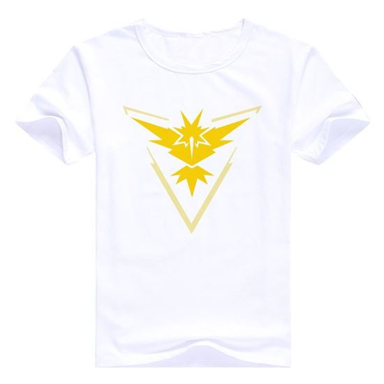 """Mens Pokemon Go T-Shirt """"Team Instinct"""" brand"""